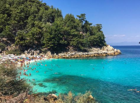 Haydi Deniz Tatili için Yunanistan'a