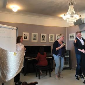 Vuoden 2030 Laureassa monitoimijainen yhteiskehittäminen sujuu kuin tanssi