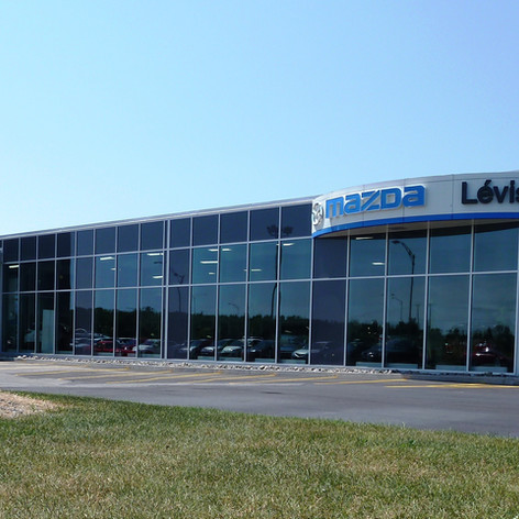 Mazda Dealership Levis Quebec