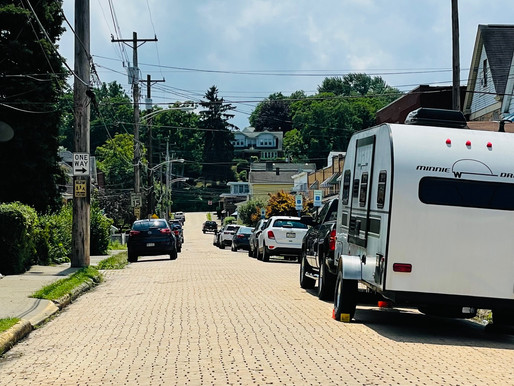 Township limits street parking, leases spots to paying residents