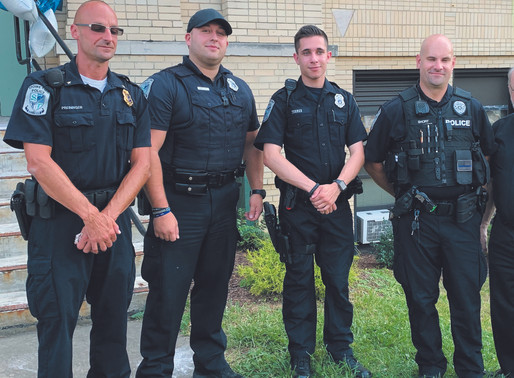 Local police departments push for body cameras