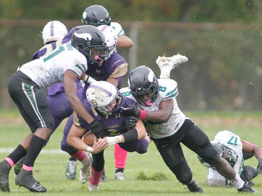 Vikings destroy Western Beaver, maintain perfect season record