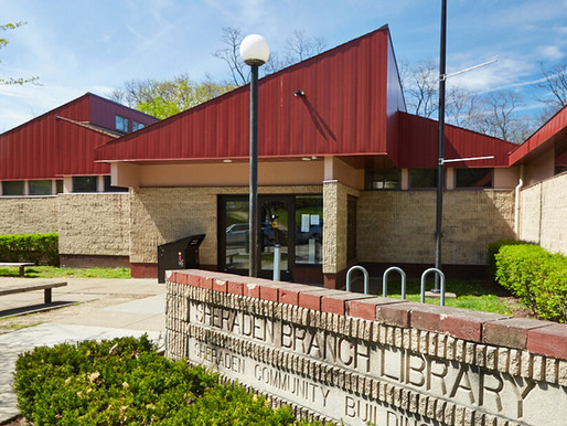 In many instances, libraries are the cornerstone of a community