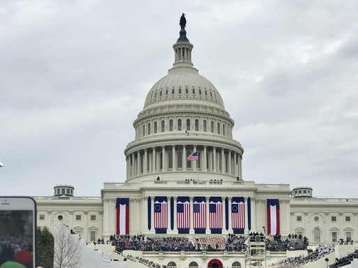 The presidential inauguration didn't always occur on Jan. 20