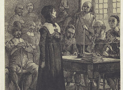 On this day… August 20, 1643'Founding Mother' Anne Hutchinson killed by Siwanoy Indians