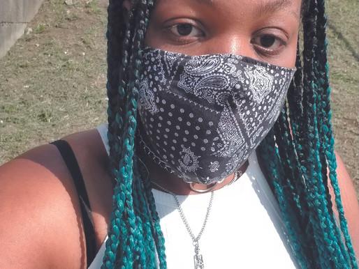 Setting her sights: Artist Lataya Johnson wants to sling ink