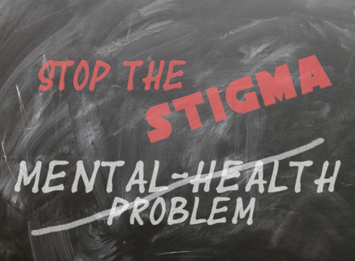 The stigma of mental health needs to be shed sooner rather than later