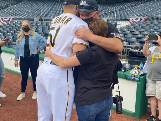 Pirates' David Bednar comes from long line of Sto-Rox athletes