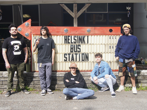 Shuttered Island Avenue diner inspires local band's EP debut