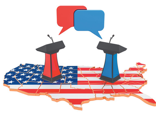 Local residents share mixed opinions about presidential debate