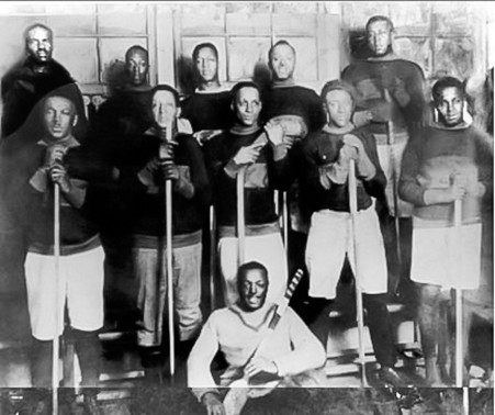 The first all-black hockey league: The colored hockey league of the maritimes