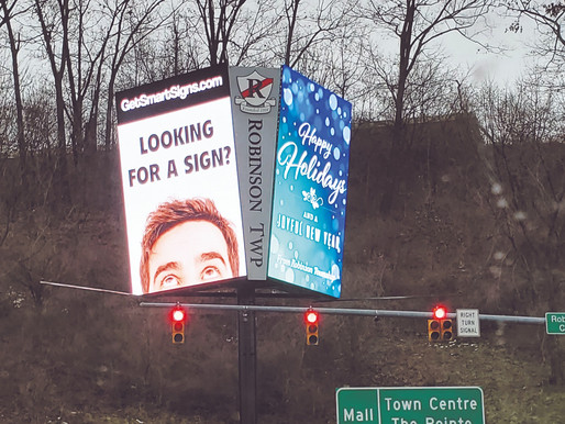 Claims of illegal billboard approvals may land Robinson Township in