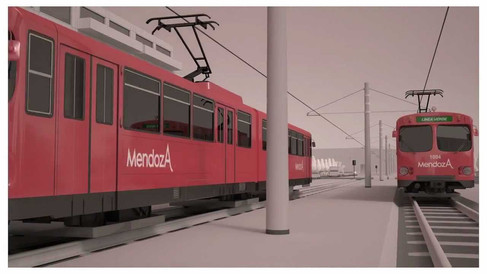 Metrotranvia de Mendoza