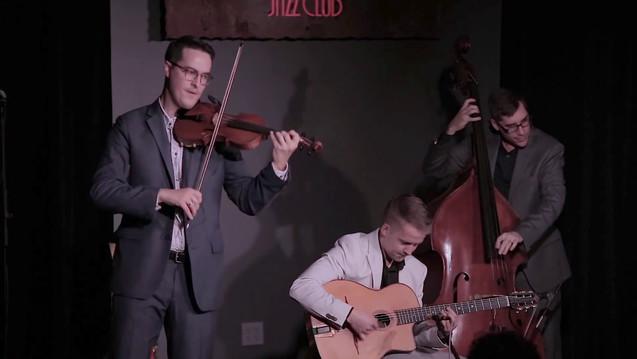 Rhythm Future Quartet / Django Reinhardt Gypsy Jazz