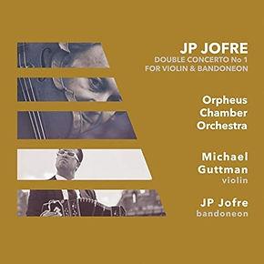 Double Concerto For Violin & Bandoneon No.1