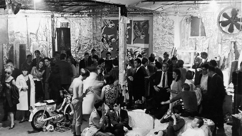andy warhol party at the factory.jpg