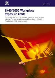 Understanding Workplace Vapor Exposure Limits