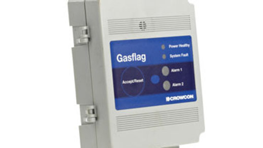Crowcon Gas Flag Single Channel Control Panel