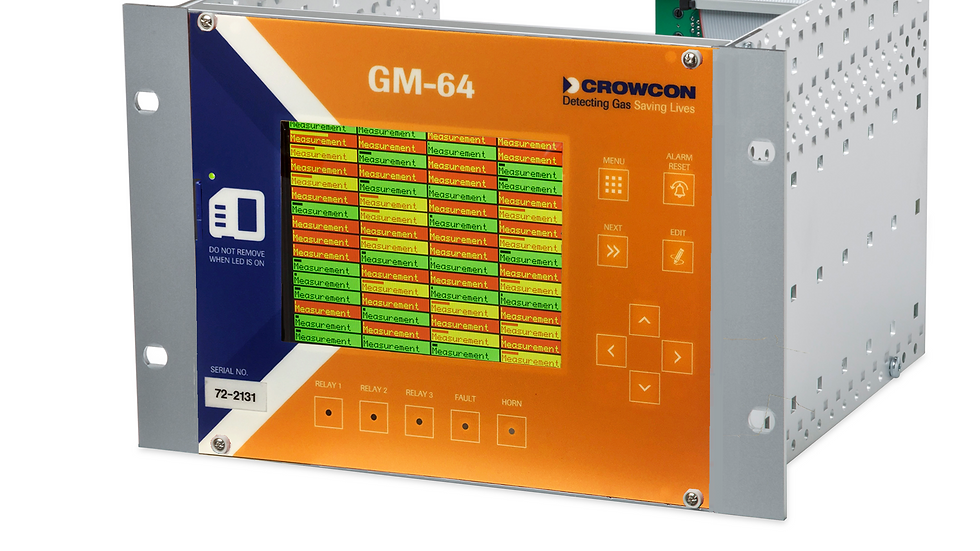 Crowcon GM controllers