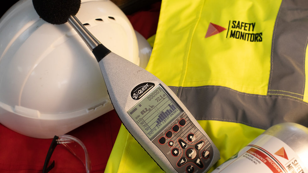 Hire Type 1 or Type 2 Sound Level Meter