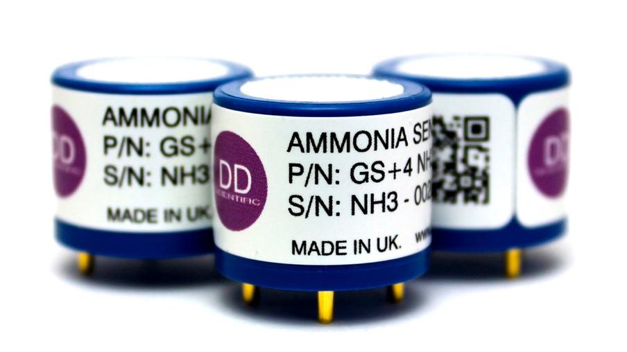 GS+4NH3300 0-300ppm Ammonia Sensor
