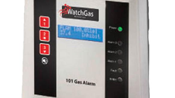 Watchgas 101 Single Channel Control Panel