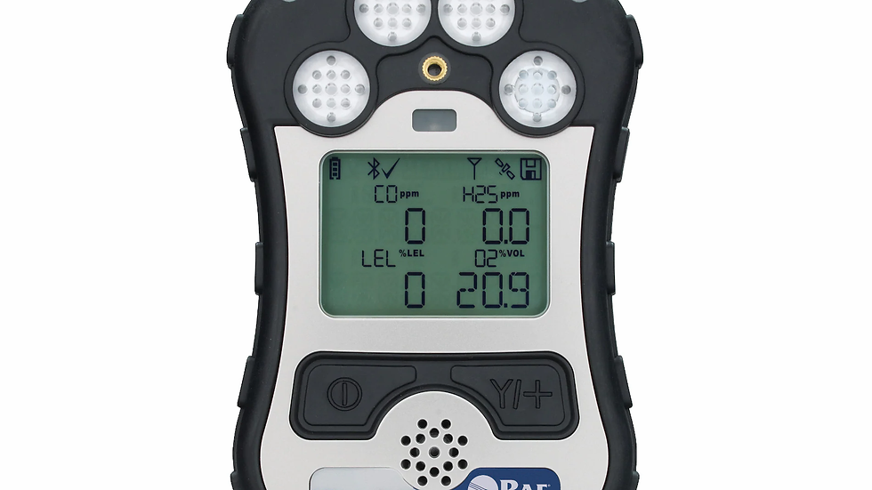 MicroRAE Wireless 4 Gas Monitor with BLE