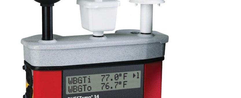 QuestTemp Heat Stress Monitors