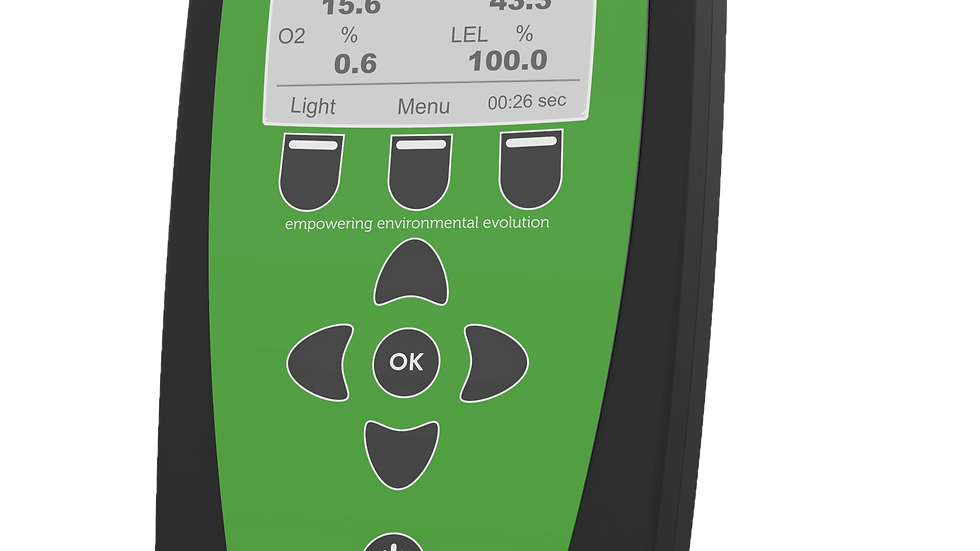 GFM 436 - Multichannel Portable Gas Analyser - ATEX accredited