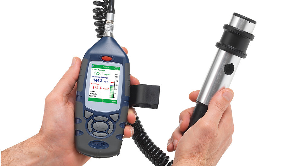 Casella Aerosol Monitoring Instruments - MicroDust Pro