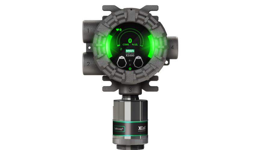 MSA ULTIMA® X5000 Gas Monitor General Sensors TRUCAL and XIR