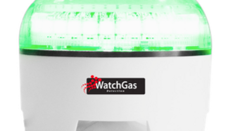 WatchGas Beacon Sounder - LED Multicolour Sounder/ Beacon