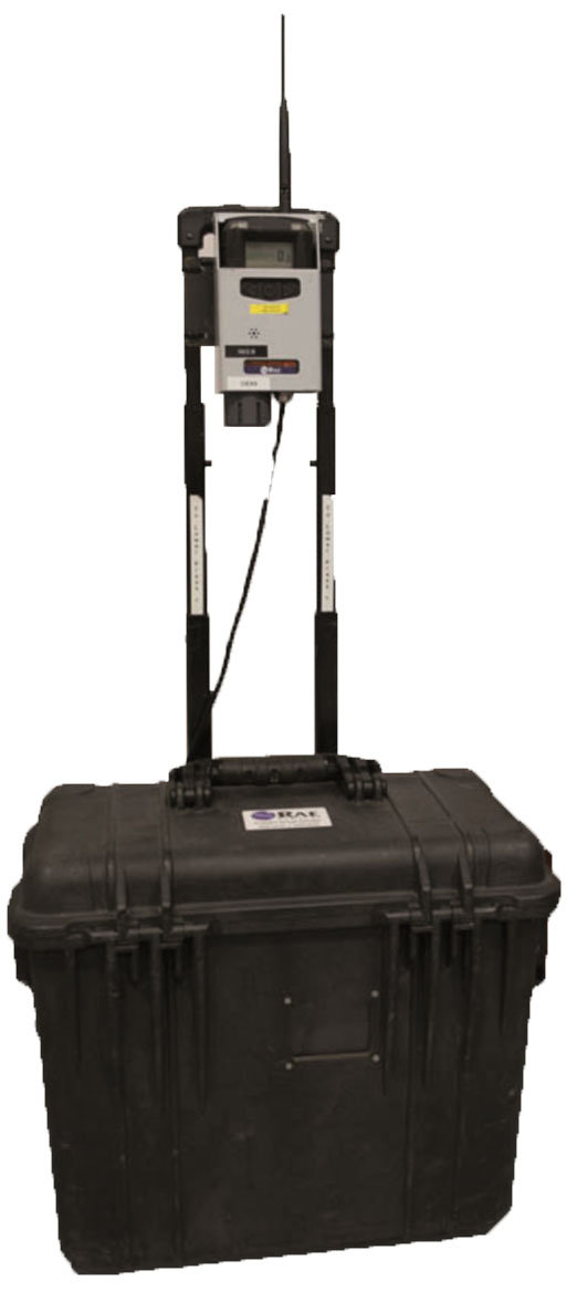 Wireless Spider 2 Mobile Gas Detection