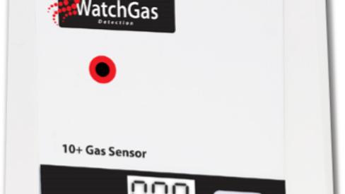 Watchgas 10+ Single Gas Monitor (Safe Area) 24V