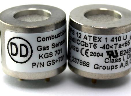 Combustible Gas Sensors - Pelistor or NDIR