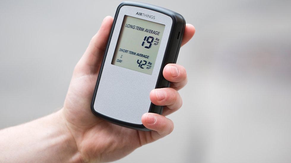 Home Radon Monitor