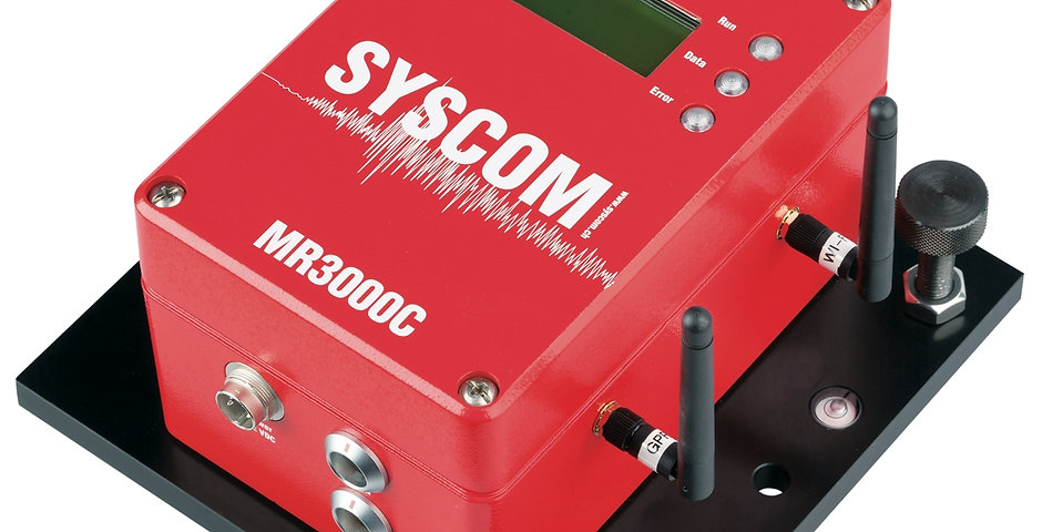 MR3000C Red Box Vibration Meter