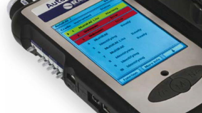 AutoRAE 2 Automatic Bump Test and Calibration System with Controller