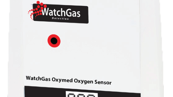 WatchGas Oxymed Single Point Oxygen Sensor