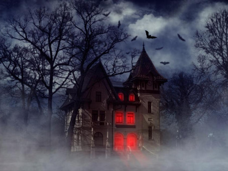 "The ""Haunted"" House - A True Story"