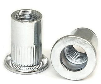 Tuercas Remachables, Rivet Nuts, Stainless, Acero Inoxidable