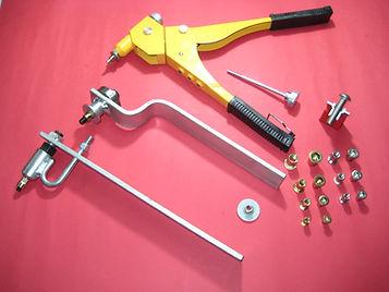 Remachadora de Tuercas, Rivet Nut Tool, Tuercas Remachables, Rivet nuts