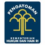 kementrian hukum dan ham logo vector CDR