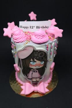 Mini Custom Cake