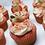 Thumbnail: Strawberry Shortcake Cupcakes 12 ct