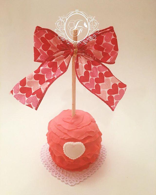 Valentine's Apple