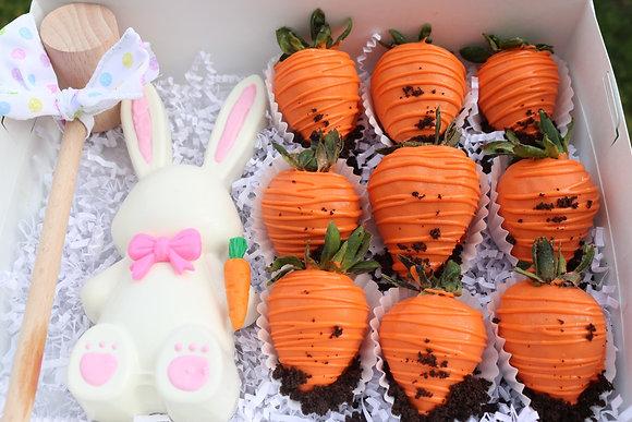 Breakable Bunny Gift Box