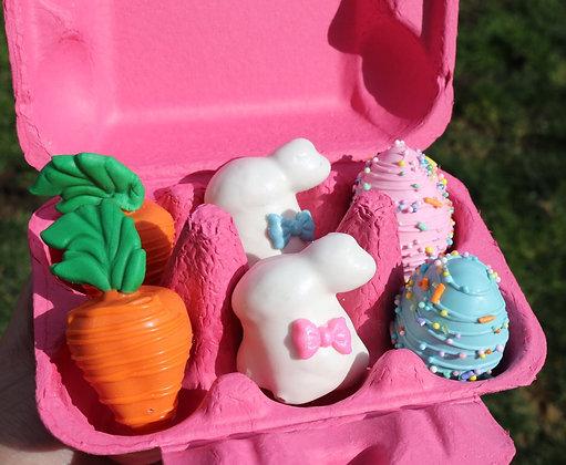 Cake Pop Carton 6ct