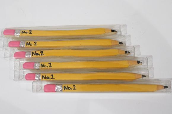 Long Pencil Sugar Cookie