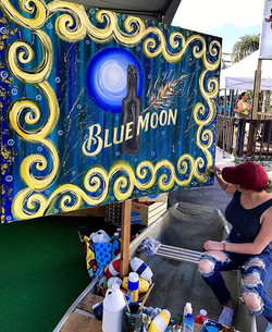 ✨PROJECT COMPLETE!✨ Thank you _tpcallaccess & _bluemoonbrewco for this great opportunity, looking fo